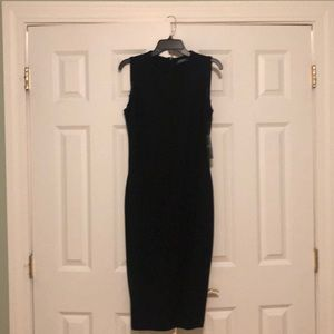 Gorgeous Ralph Lauren Sheath Dress-Black